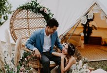 Melissa Koh  for Glamping Romance by Natalie Wong Photography