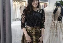 Kebaya by METTA FEBRIYAN bridal & couture
