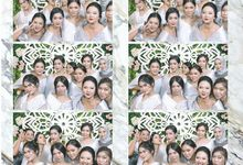 The Wedding Muhamad & Adlina by Austin Photobooth