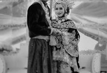Portrait Of Fatma + Asrul by depfoto.id