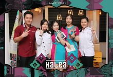 Kalea Restaurant Closing Event by Concorde Photobooth