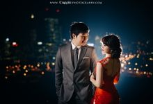 Oat & Indri by Cappio Photography