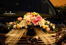 Car Decoration by Brielles Flower House