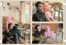 Pre Wedding - Martalina & Riza by Ennea Pictures