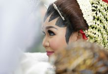 The Wedding of Luthfina and Bintang by Lighthouse Photography