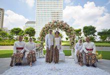 Bintang & Luthfina by Fairmont Jakarta