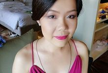 Recent Weddings from Wow Make Up in Phuket by Phuket Makeup Artist
