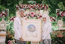 CANDRA & INAYA WEDDING by Seserahan Indonesia