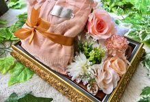 Classic Peach by House of Raline Wedding Hampers