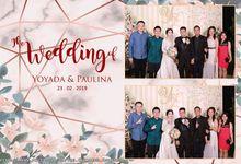 Paulina & Yoyada wedding by The Caramel's Corner