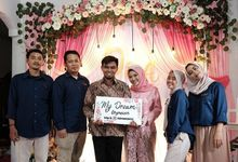 Wedding Adis & Dion by My Dream Wedding Organizer