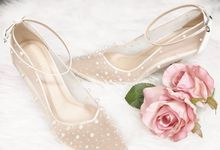 Lyra by Lumiere Bridal Shoes