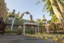 The Wedding at The Lokha Ubud by The Lokha Ubud