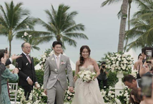 Jacqueline & Max at Samujana by Samui Weddings and Events