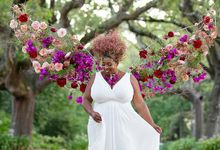 Gentle Regality Styled Shoot by Mabel M Florals