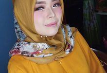 Engagement Makeup by Aiiu Makeup