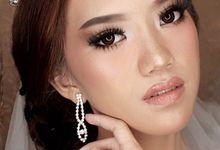 Wedding Makeup by Noii Makeup Artist