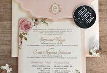 Stefanus & Irma Invitation by Gracia The Invitation