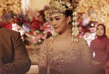 Traditional Wedding of Palembang by VAIA