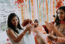 Indian Destination Wedding K&S by Happierwedding