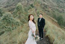 PREWEDDING PHOTO LINDA & ENTO by StayBright