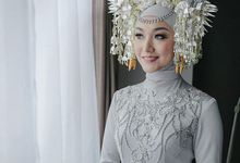The Wedding of Guzelya & Dima by Chandani Weddings