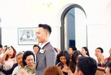 From the wedding of Valerie & Jason Donovan by Jas-ku.com