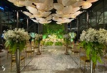 New Normal Concept : Wedding Decoration by Suryo Decor
