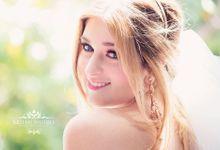 Bridal Makeup & Hair Do by Keziah Shierly Makeup Artist