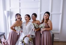 Bouquet by Vandelina Brides