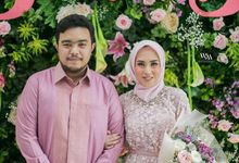 TALITHA & GALIH ENGAGEMENT by Seserahan Indonesia