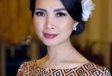 Mrs. Liliana Tanoesoedibjo by Giovanni Nathalie by Giovanni Nathalie Make Up Artist