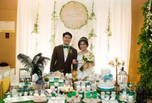 Mr. Albert & Mrs. Ferdina wedding by Brillington & Brothers