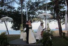 Wedding of Mickael & Geraldine by The Bali Khama