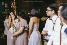 The One My Soul Loves | Kevin + Indy Wedding by Imperial Photography Jakarta