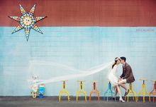 My Dream Wedding - Korea Shoot by My Dream Wedding