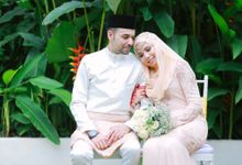 RAIHANA & MOHAMMAD by The Rafflesia Wedding & Portraiture