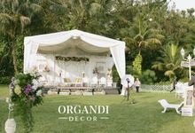 BUMI SAMAMI - TASSIA & YOGI by Organdi Decor