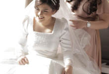 Wedding of Virgita & Domi by Arthaniaxpink
