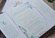 Flip Hardcover by Farever Invitation