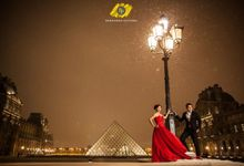 A Splash of Romance | Anthony+Youliana by Bernardo Pictura