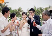 Bali Wedding - Eda + Ellen by Heru Photography