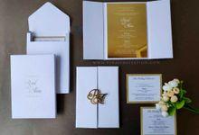 Resul & Alisa by Vinas Invitation