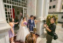 OUR BRIDES Stephanie by Ann Teoh Couture