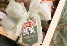 Eid Mubarak 2019 curated gift by Hampers by Chanelle