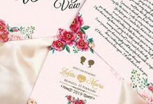 Jasa Cetak Custom Teks Upacara SakramenPernikahan by Buku Liturgi Perkawinan