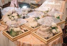 EVA & DANIKA WEDDING by Seserahan Indonesia