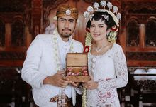 Alda & Rizky Akad by The Sasongko wedding planner & organizer