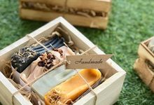 Wedding favors by MIRA