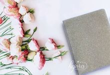 Glitter Notebook by Kejora Gift & Souvenir